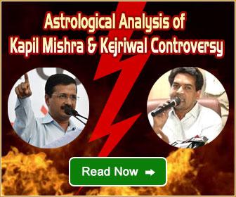 Kapil Mishra & Kenriwal controversy 2017