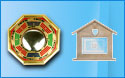 Decorate your house with the Bagua