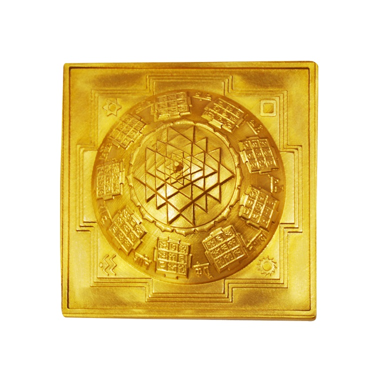 Buy navgrah vastu sri yantra chowki online at Best Price